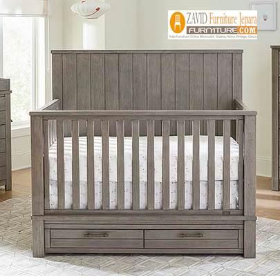 Box Bayi Anak Minimalis Laci Bawah - Box Bayi Anak Minimalis Laci Bawah