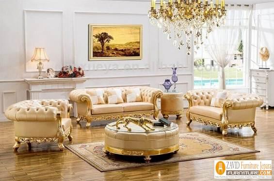 Set-Meja-Kursi-Tamu-Mewah-Jakarta-Victorian-Gold Set Meja Kursi Tamu Mewah Jakarta Victorian Gold
