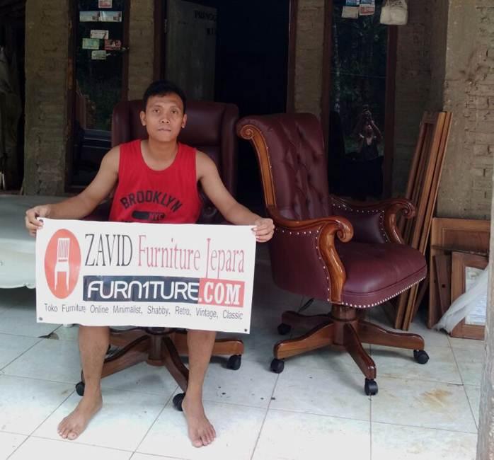 kursi-kantor-direktur-kayu Furniture Jepara | Zavid Toko Mebel Jepara Online Kota Ukir Terpercaya
