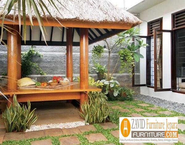 Model Teras Rumah Joglo Sederhana  gazebo taman minimalis sederhana jual gazebo taman terbaru
