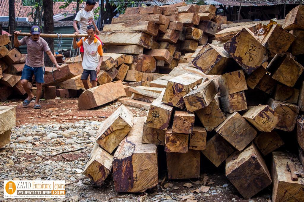 kayu-jati-bahan-membuat-furniture-jepara Zavid Furniture Jepara | Toko Online Mebel Jepara Kota Ukir Terpercaya