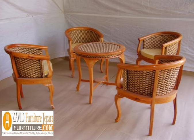 mode-furniture-jepara-rotan-kombinasi-jati Zavid Furniture Jepara | Toko Online Mebel Jepara Kota Ukir Terpercaya