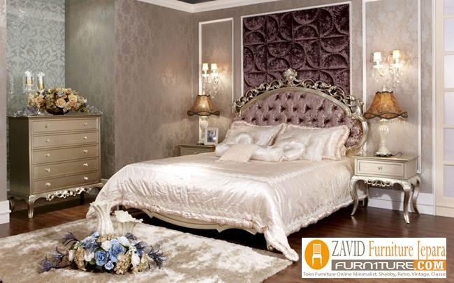 Harga-Tempat-Tidur-Klasik-Mewah 23+ Model Tempat Tidur Klasik Ukiran Mewah Terbaru Kayu Jati