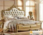 23+ Model Tempat Tidur Klasik Ukiran Mewah Terbaru Kayu Jati