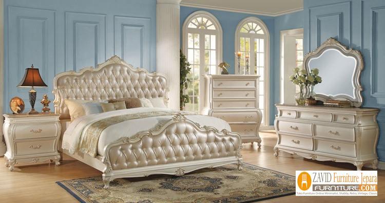 Tempat-tidur-Klasik-ukiran-mewah 23+ Model Tempat Tidur Klasik Ukiran Mewah Terbaru Kayu Jati