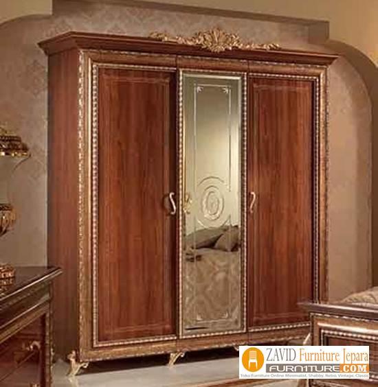 harga-lemari-pakaian-klasik-kayu-jati 59+ Jual Lemari Pakaian Klasik Mewah Ukiran Kayu Jati Model Terbaru