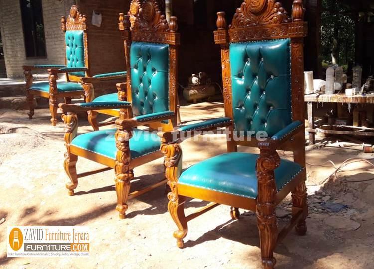 Kursi-Pengadilan-negeri-kayu-jati Kursi Pengadilan Hakim Kayu Jati Relief Ukiran