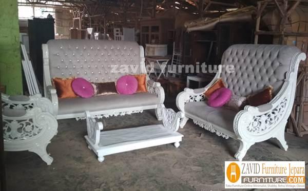 Kursi-Tamu-Mewah-Raffi-Ahmad Furniture Jepara | Zavid Toko Mebel Jepara Online Kota Ukir Terpercaya