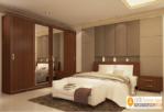 Set Tempat Tidur HPL Surabaya Modern