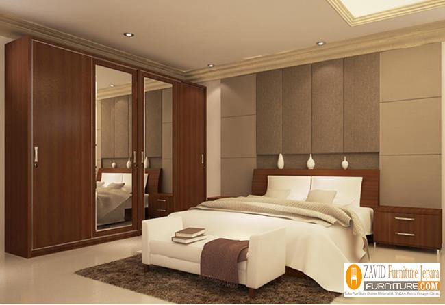 Set-Tempat-Tidur-HPL-Surabaya-Modern Set Tempat Tidur HPL Surabaya Modern