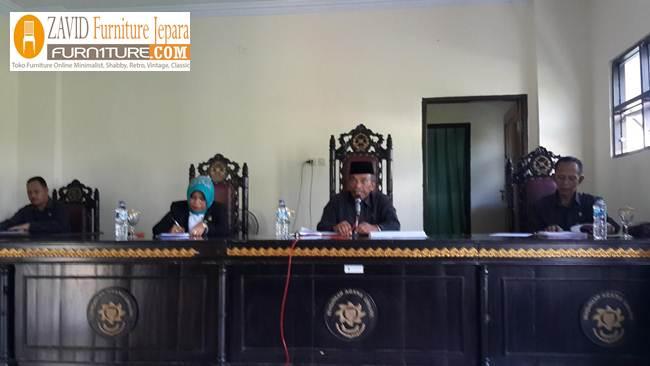 jual meja hakim untuk pengadilan agama meja sidang meja murah kantor - Jual Meja Hakim Pengadilan Agama Kayu Jati Model Terbaru