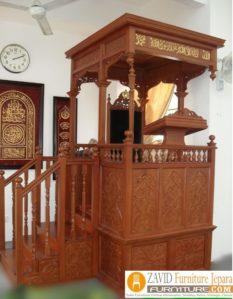 Jual Mimbar Masjid Jakarta Terbaru