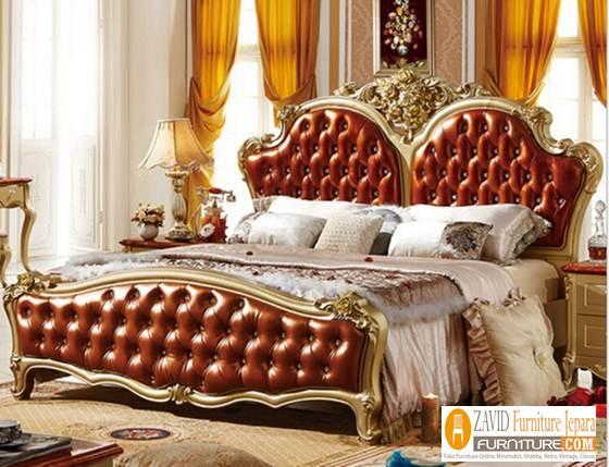 Jual-Tempat-Tidur-Bekasi-Mewah-Ukiran-Klasik-Terbaru Jual Tempat Tidur Bekasi Mewah Ukiran Klasik Terbaru