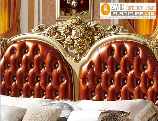 jual-tempat-tidur-mewah-bekasi Jual Tempat Tidur Bekasi Mewah Ukiran Klasik Terbaru