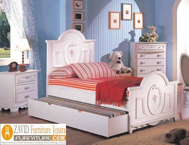 tempat tidur sorong - Dipan Anak Medan, Tempat Tidur Sorong Duco Terbaru