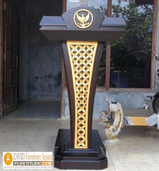 podium-minimalis Podium Masjid dan Mimbar Masjid Minimalis, Jual Harga Murah