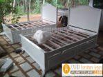 Jual Tempat Tidur Anak Solo model Sorong Minimalis Duco