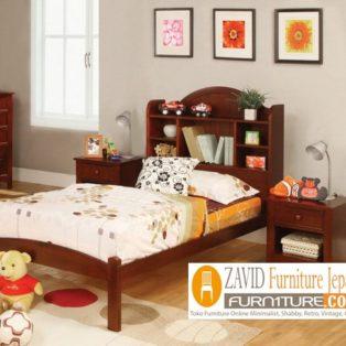 Tempat Tidur Anak Magelang Minimalis Rak Terbaru