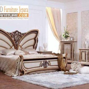 kamar Set Mewah Kediri Model Kupu-kupu Cantik