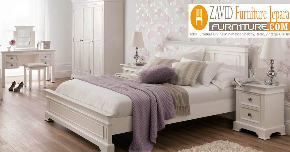 tempat-tidur-mewah-duco Kamar Set Minimalis Semarang Warna Putih Cantik Terbaru