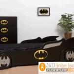 Tempat Tidur Anak Laki-Laki Karakter Mobil Minimalis