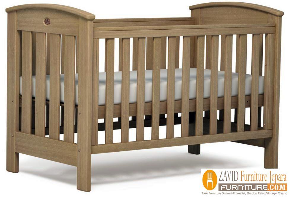 box-bayi-kayu-jati-minimalis Jual Tempat Tidur Bayi Semarang kayu Jati Solid Minimalis