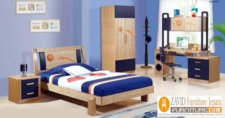 kamar-set-anak-hpl Kamar Set HPL Tangerang Model Kamar Set Anak Terbaru