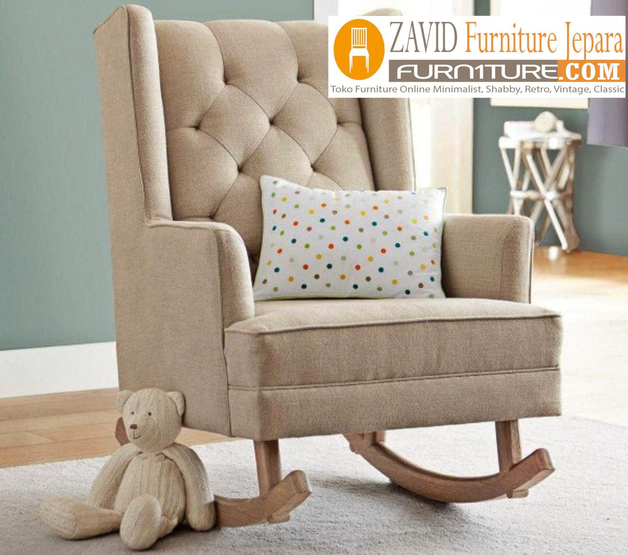 Kursi Goyang Sofa Modern - Jual Model Kursi Malas Kursi Goyang Terbaru Harga Murah