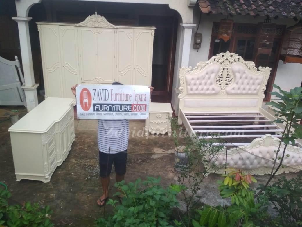 kamar-set-mewah-real-pict Jual Kamar Set Mewah Kota Bali Ukiran Putih Duco