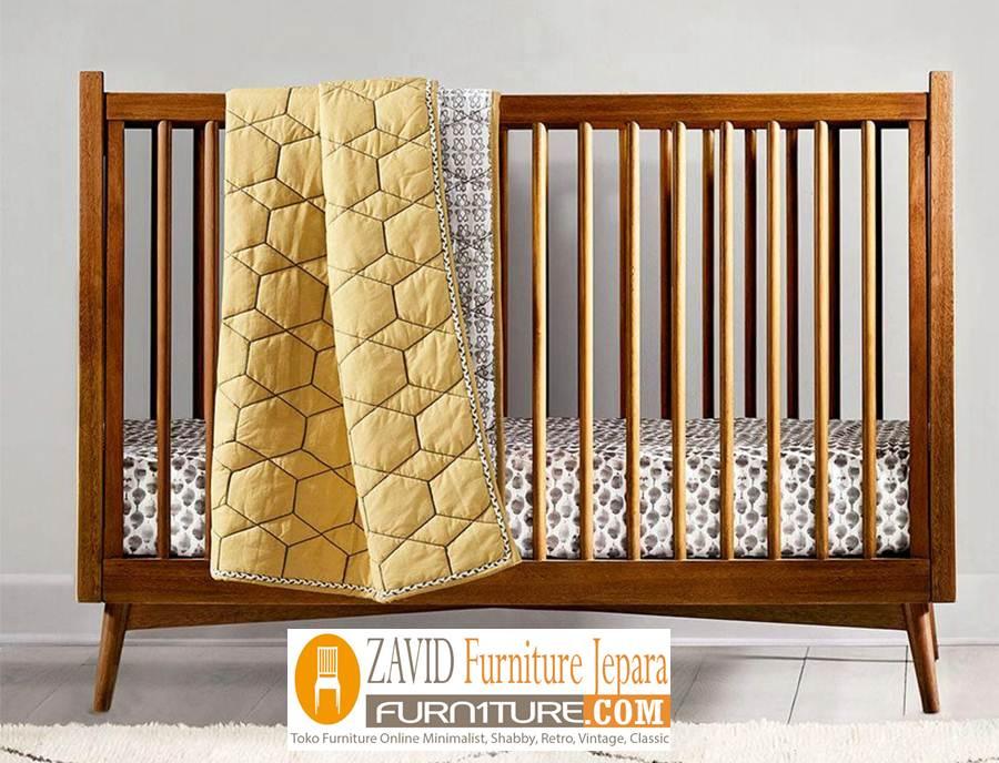 tempat-tidur-bayi2 Tempat Tidur Bayi Solo Kayu Jati Murah