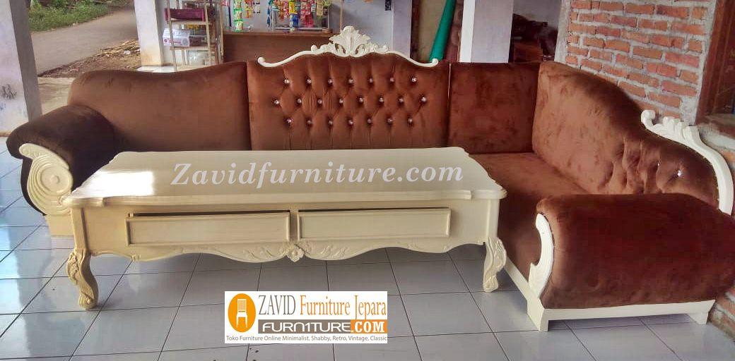 kursi-tamu-sudut-sofa-2 Jual Kursi Tamu Sudut Tangerang Sofa Ukiran Warna Putih