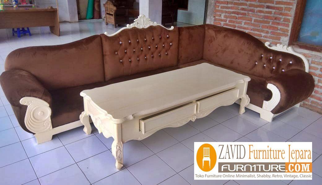 kursi-tamu-sudut-sofa-3 Jual Kursi Tamu Sudut Tangerang Sofa Ukiran Warna Putih