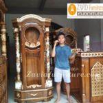 Jual Mimbar Masjid Kota Bekasi Kayu Jati Minimalis Terbaru