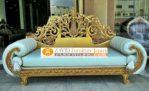 Bale-Bale Mewah Denpasar Ukiran Warna Gold Modern