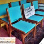 Jual Kursi Cafe Malang Modern Rotan Sintetis