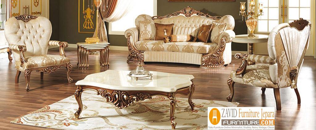 kursi-tamu-mewah Jual Kursi Tamu Mewah Madura Ukiran Sofa Modern