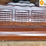 Jual Kursi Tamu Minimalis Banten Model Kursi Tulang Gajah Kayu Jati
