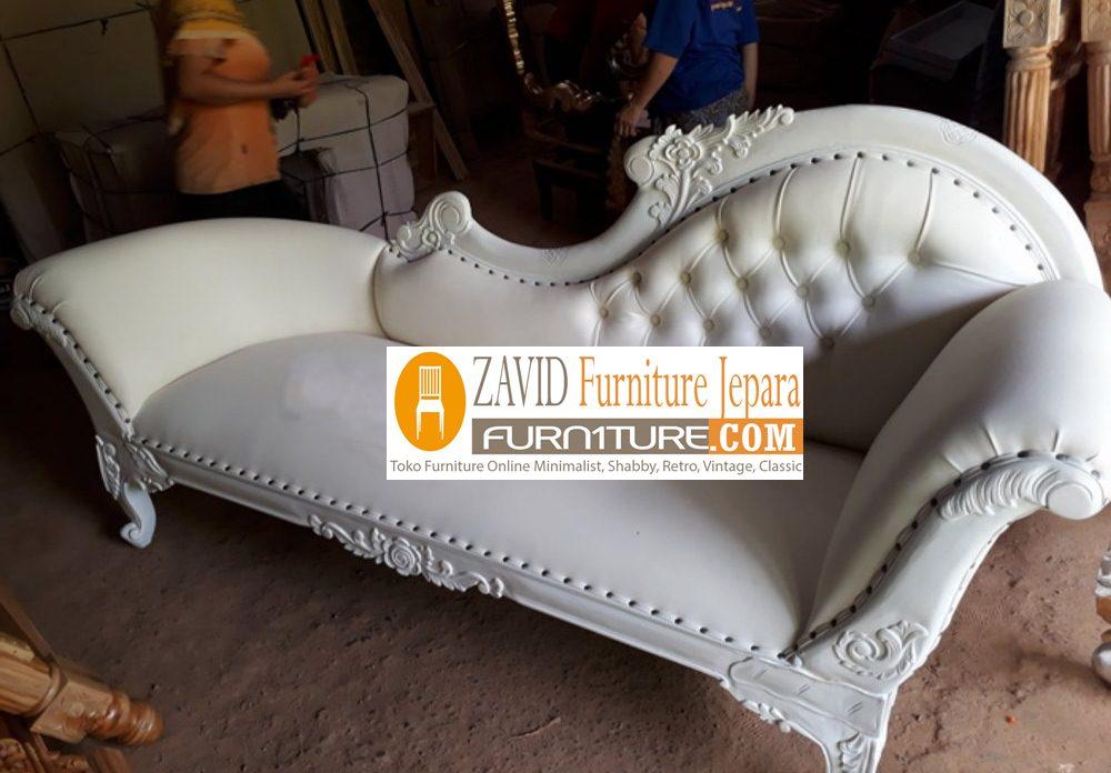 bale-bale-sofa-putih Jual Bale Bale Solo Mewah Sofa Modern Putih Duco Terbaru