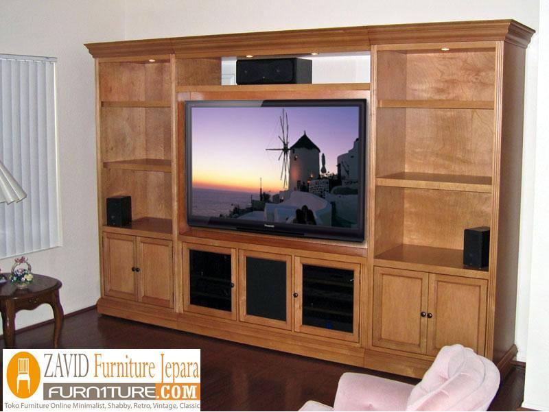 meja-rak-tv1 Meja Rak Tv Kediri Jati Minimalis Mewah Ukir Terbaru