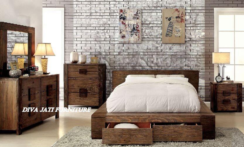 set-kamar-tidur-minimalis2-1 Jual Kamar Set Minimalis Kota Magelang Kayu Jati Ukiran