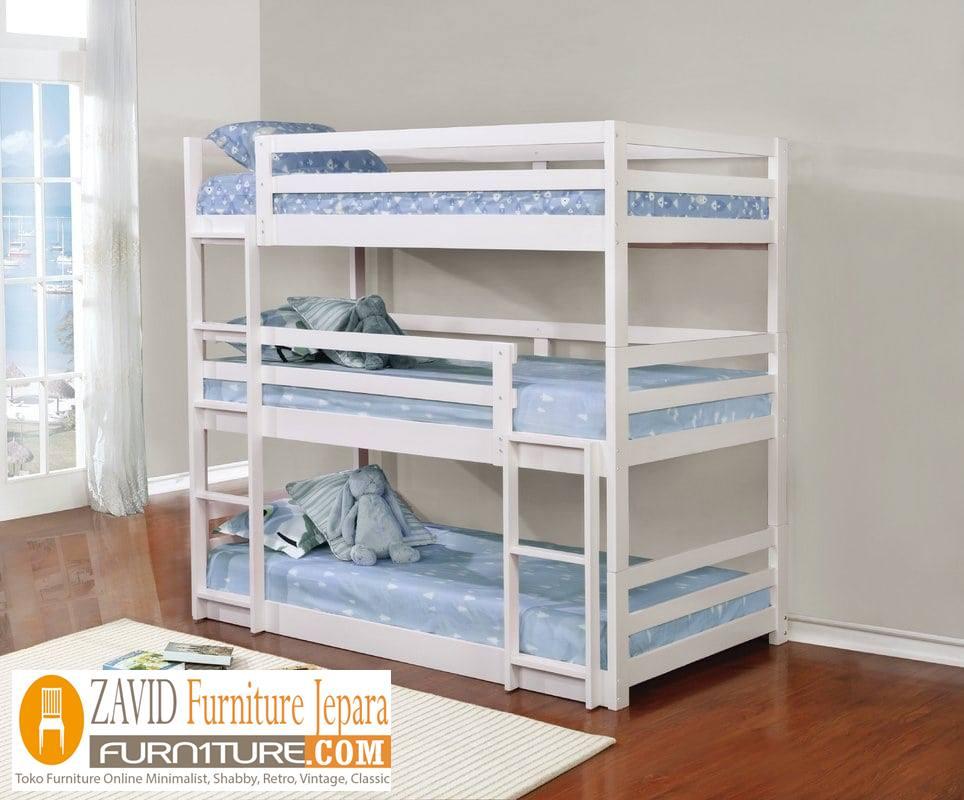 tempat tidur tingkat31 - Jual Tempat Tidur Anak Bogor Minimalis Modern