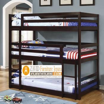 tempat tidur tingkat32 - Jual Tempat Tidur Anak Bogor Minimalis Modern