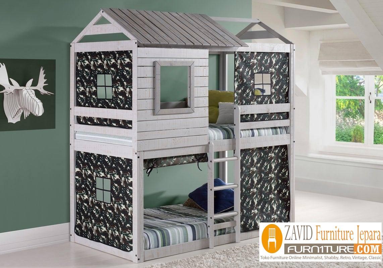 tempat tidur unik2 - Jual Tempat Tidur Anak Bogor Minimalis Modern
