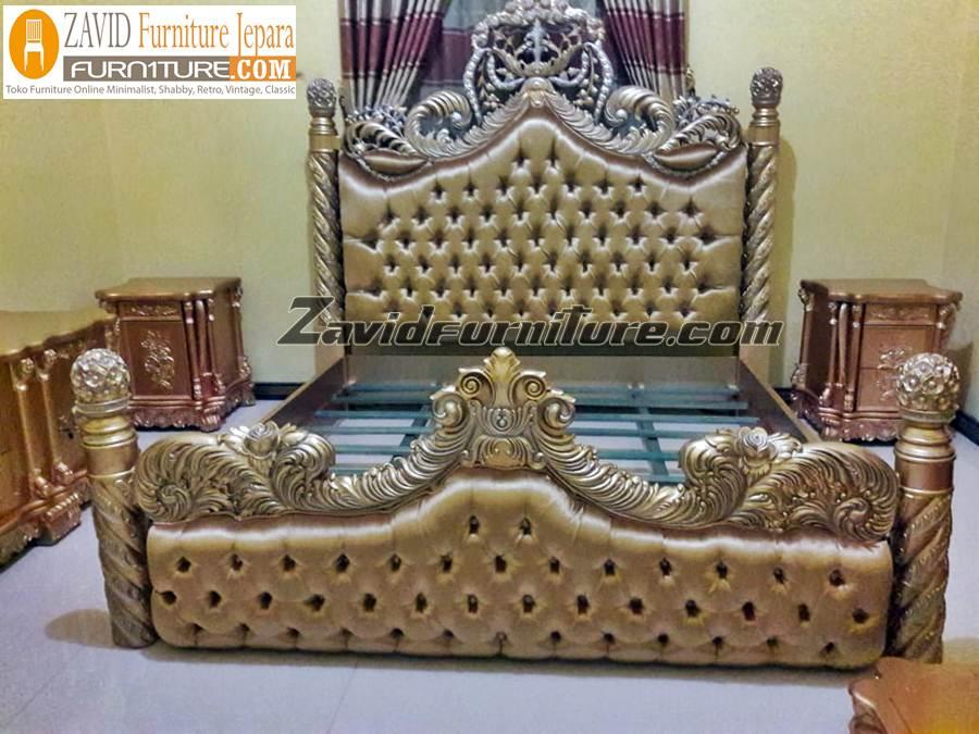 jual-tempat-tidur-mewah Tempat Tidur Mewah Padang Model Royal Ukiran Variasi Ulir