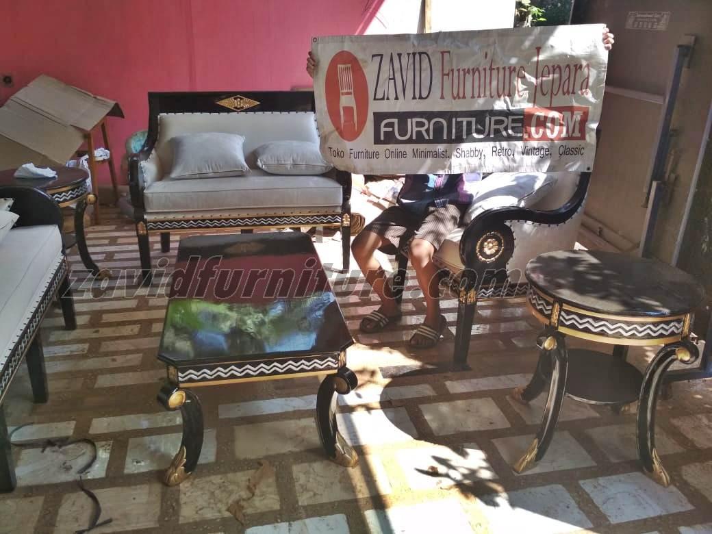 kursi-tamu-kayu-jati-minimalis-warna-hitam Kursi Tamu Depok Kayu Jati Mewah Warna Hitam Klasik