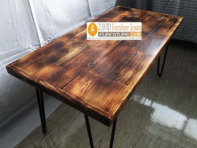 meja-belajar-kayu-trembesi Meja Makan Makasar Kayu Trembesi Utuh
