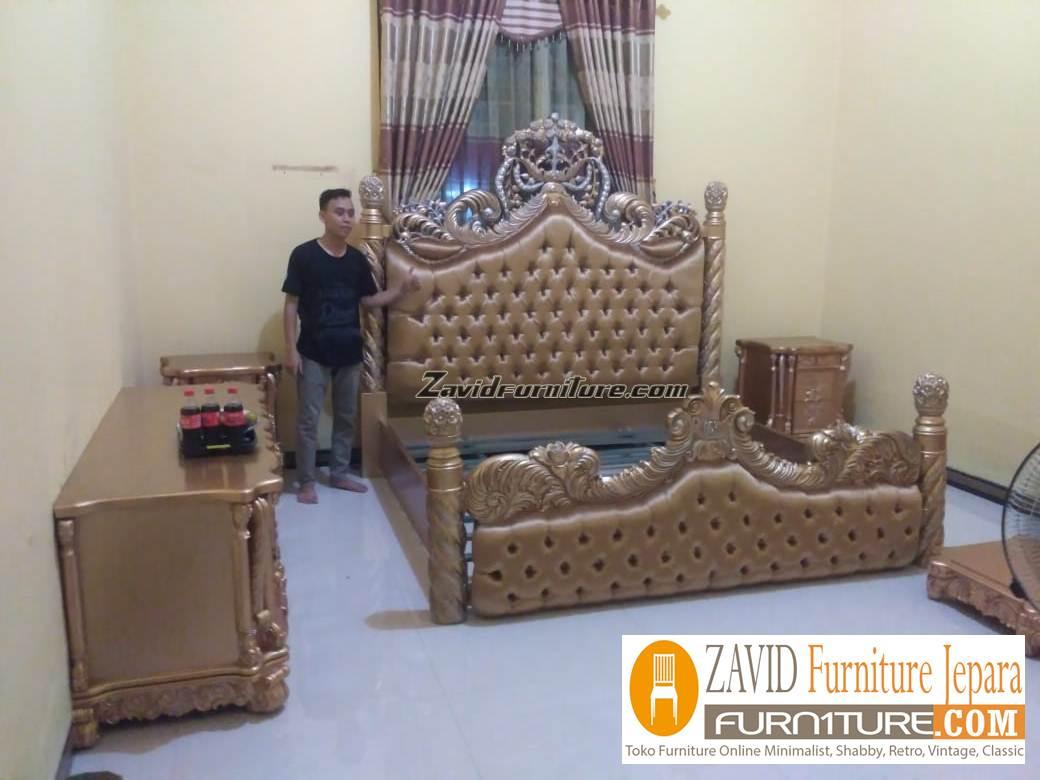 tempat-tidur-mewah-uukiran Tempat Tidur Mewah Padang Model Royal Ukiran Variasi Ulir