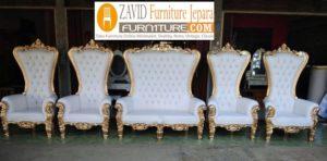 Set Kursi pelaminan pengantin syahrini 300x148 - Fullscreen Fashion