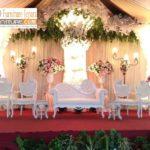 Jual Kursi Pengantin Surabaya Kayu Jati Minimalis Modern