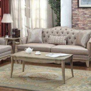 Kursi Tamu Mewah Kudus Sofa Minimalis Kayu Jati Modern